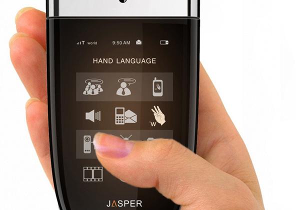 Jasper Transducer Cell Speaks Your Language