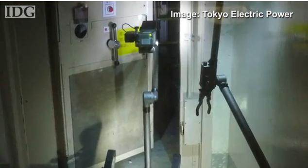 iRobot Packbots Enter Fukushima Reactor