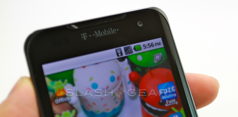 T-Mobile G2x Review