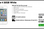 White iPhone 4 goes live at Three UK