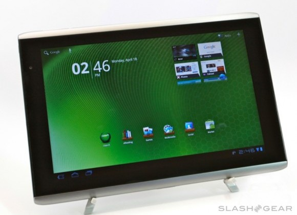 "Acer prioritizes Tablets over netbooks; Plans ""Shuriken"" screen ultraportable for May"