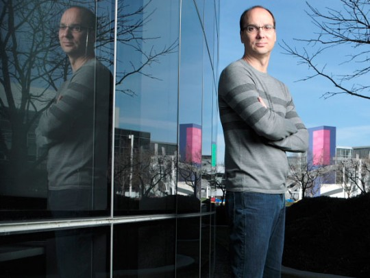 Google ups father of Android to Senior VP in executive shakeup