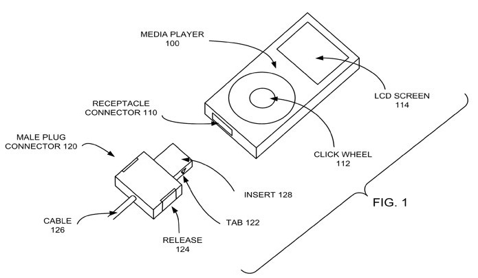 Apple Dock Connector update patent could enable USB 3.0, DisplayPort, maybe Thunderbolt