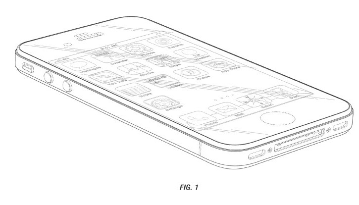 iPhone 4 design patent granted as Apple/Samsung fight continues