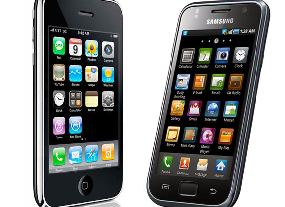 Samsung counter-sues Apple with 10 patent infringement cases
