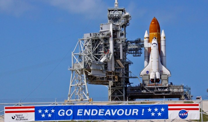 NASA scrubs Endeavour launch over power unit problems