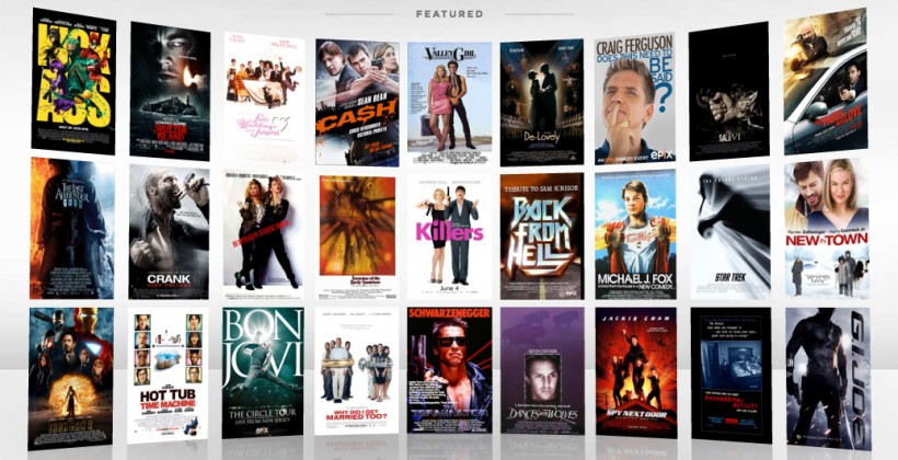 Epix Movie Streaming Expands Apps To Android, Google TV, Roku, PlayBook, And More