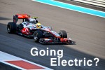 Electric Cars Next for Formula One Racing?