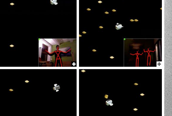 Flapping Toasters – Kinect, Meet 1989