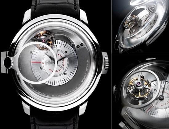Gagarin Tourbillion watch celebrates 50-years since historic space flight