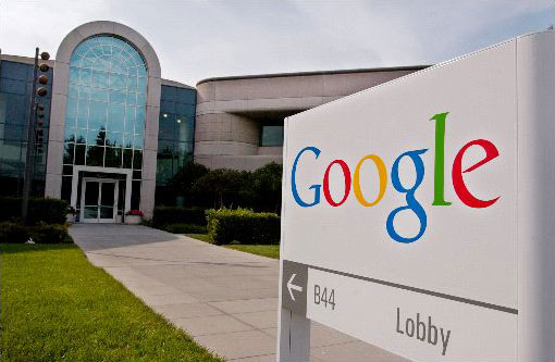 """Google mind-control """"victim"""" sneaks into HQ and leaves poison pen letter"""