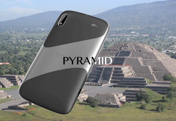 It's HTC Sensation / HTC Pyramid day!