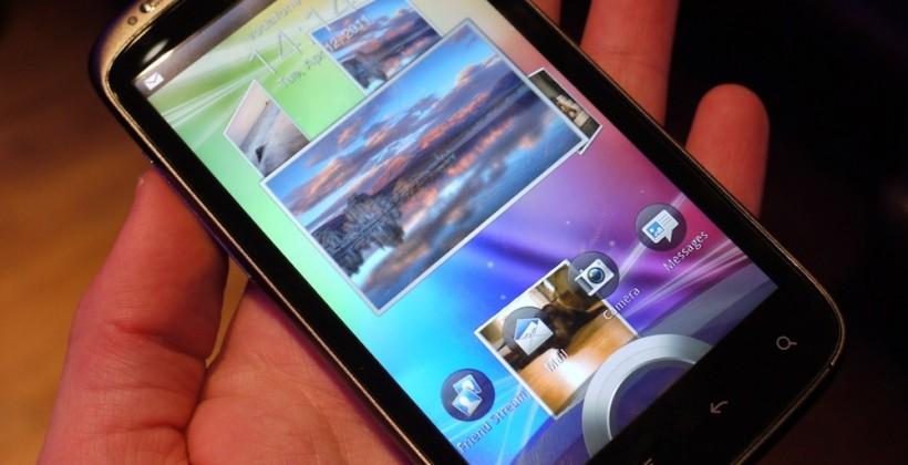 HTC Sensation hands-on [Video]