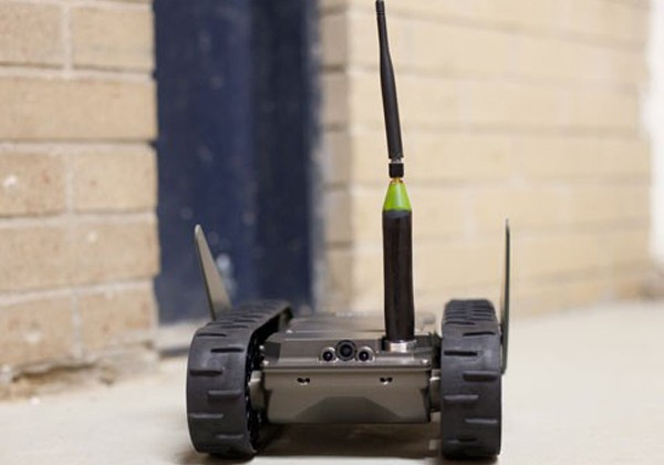 iRobot 110 is a remote controlled spy robot