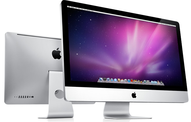 Apple iMac Refresh To Come Next Week With Sandy Bridge And Thunderbolt?