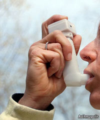 Inhalers for asthmatics getting a GPS update