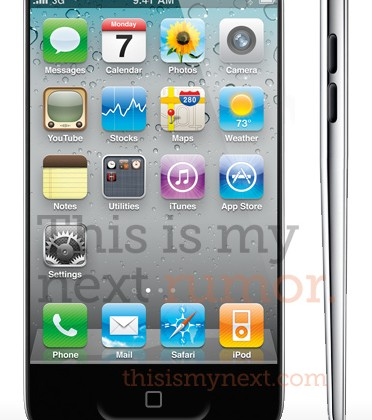 iPhone 5: iPod touch-slim, MBA-styled, 3.7-inch and NFC?