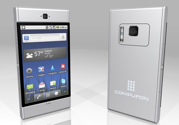 Compufon Android smartphone coming in Q4 with loads of awesome in tow