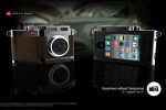 Design concept combines Leica camera with iPhone