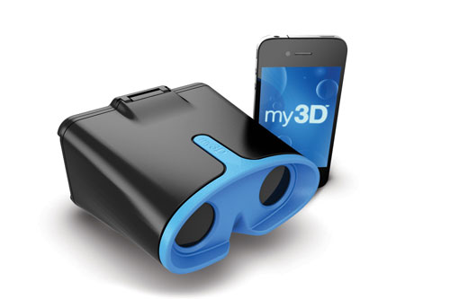 Hasbro MY3D for iPhone and iPod touch launches
