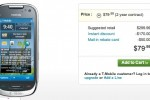 T-Mobile Nokia Astound on sale now: $80 Symbian^3