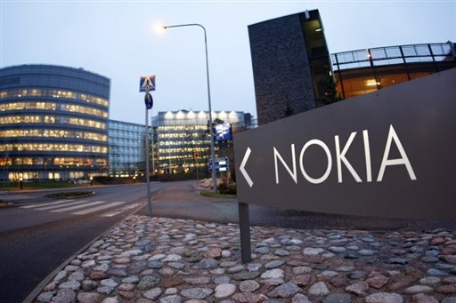 Nokia axes 4,000 jobs; Gives Symbian to Accenture