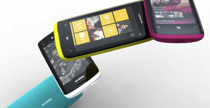 Nokia Windows Phones detailed: X7-based W7, 12MP N8 variant, more