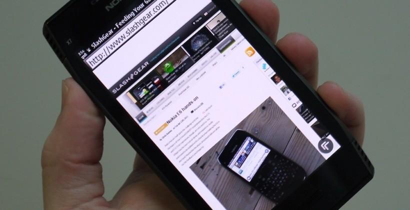 Nokia X7 hands-on [Video]