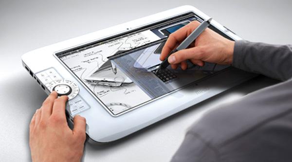 Ultimate Tablet, m • pad Concept Design
