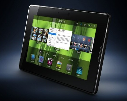 Apple delays BlackBerry PlayBook after touchscreen sweep tip insiders