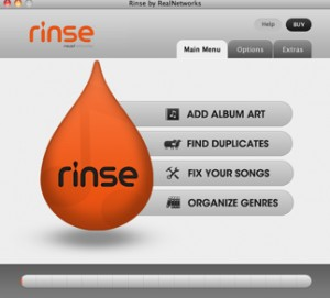 RealNetwork's Rinse Software Cleans Up iTunes