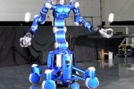 German Aerospace Agency DLR creates Rollin' Justin robot