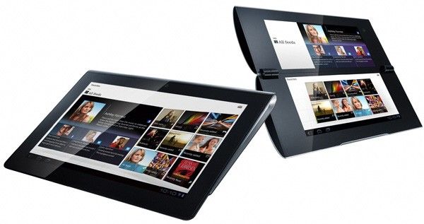 Sony Enters Tablet Market with Two Honeycomb Devices