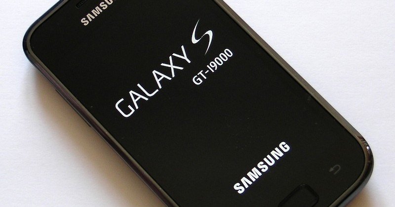 Vodafone leads Galaxy S Android 2.3 Gingerbread push in UK