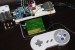 DIY Android SNES gamepad ideal for retro ROMs [Video]