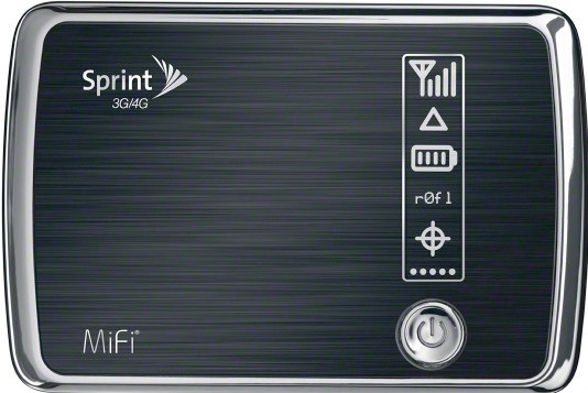 Sprint Announces MiFi 3G/4G Mobile Hotspots, Price And Date