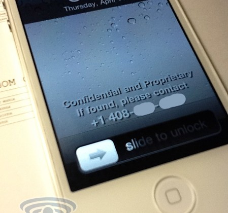 White iPhone 4 for T-Mobile caught in testing
