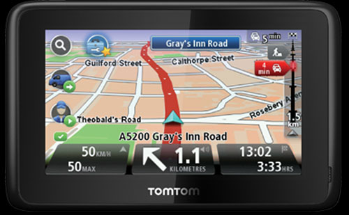 TomTom Pro 9150 GPS debuts