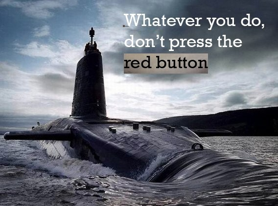 Nuclear Submarine flaws revealed in government PDF blunder