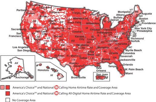 Verizon 4G LTE Down Nationwide