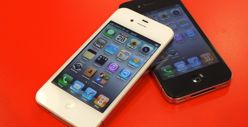 White iPhone 4 hands-on [Video]