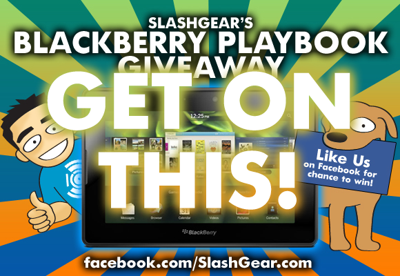 BlackBerry PlayBook Giveaway Warning – Only Three Days Left!