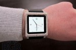 ZShock Lunatik iPod nano watchband is for the rich geek