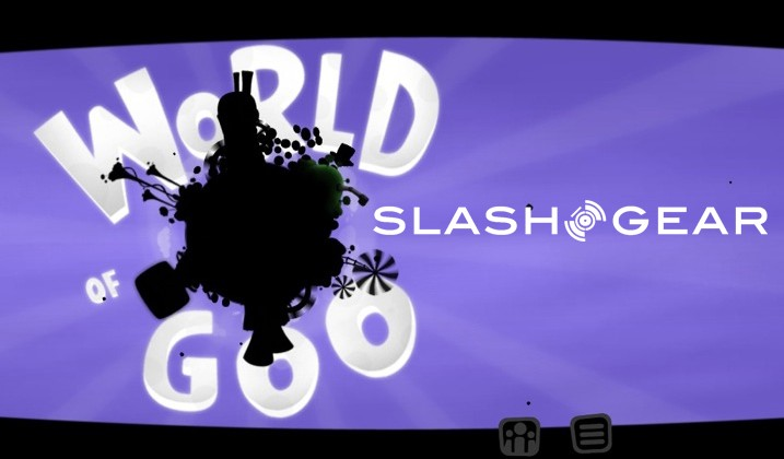 SlashGear iOS App of the Week: World of Goo
