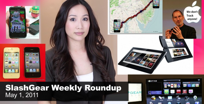 SlashGear Weekly Roundup Video – May 1, 2011