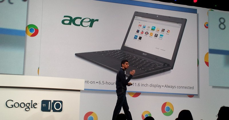 Acer Chromebook Announced