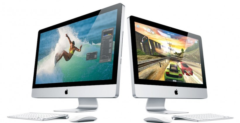 New Apple iMac: Thunderbolt, Sandy Bridge and FaceTime HD