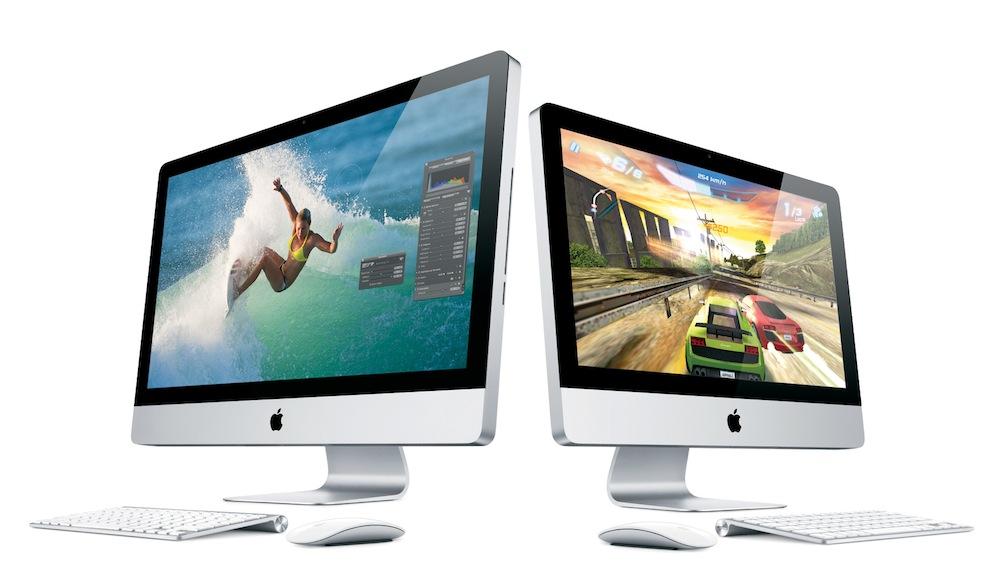 New Apple iMac: Thunderbolt, Sandy Bridge and FaceTime HD