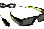 NVIDIA 3D Vision $99 wired glasses swap freedom for savings