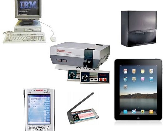 The Five Technologies That Impacted My Life